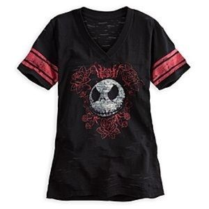 🌹HP🌹Disney Jack Skellington Tee for Women